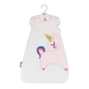Bizzi Growin Sleeping Bag Unicorn 2.5 Tog 6-18m