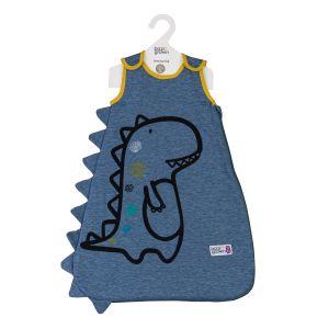 Bizzi Growin Sleeping Bag Tony T-Rex 2.5 Tg 6-18m