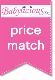 Babylicious Price Match Policy